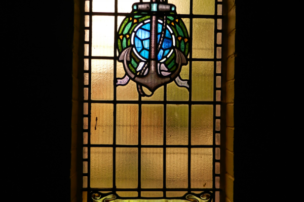 Healesville healesville uniting church for 12 x 72 window